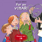 For en vikar! av Helena Bross (Nedlastbar lydbok)