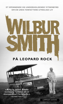 På Leopard Rock av Wilbur Smith (Innbundet)