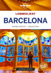 Barcelona Lonely Planet Lommekjent (Heftet)