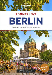 Berlin Lonely Planet Lommekjent av Lonely Planet (Heftet)