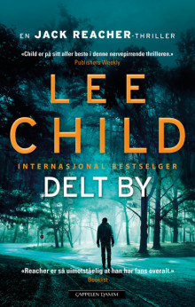 Delt by av Lee Child (Innbundet)
