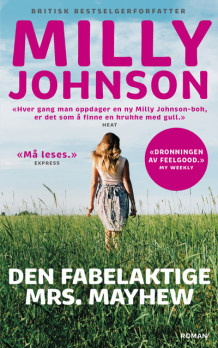 Den fabelaktige Mrs. Mayhew av Milly Johnson (Ebok)