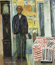 Edvard Munch Complete Paintings - Volume I-IV (Complete) (Pakke)