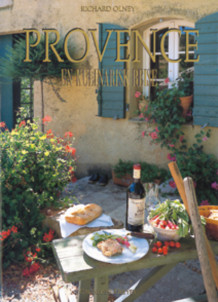Provence av Richard Olney (Innbundet)