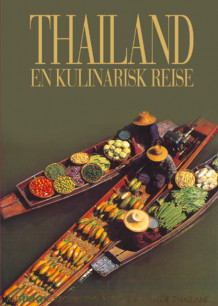 Thailand av William Warren (Innbundet)