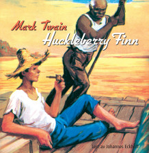Huckleberry Finn av Mark Twain (Lydbok-CD)