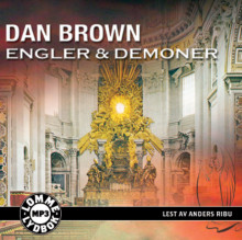 Engler og demoner av Dan Brown (Lydbok MP3-CD)