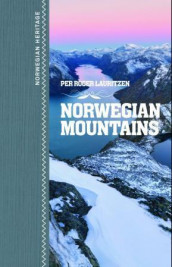 Norwegian mountains av Per Roger Lauritzen (Innbundet)
