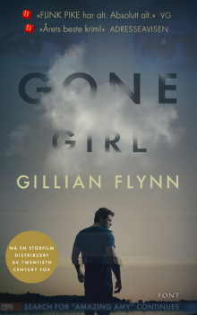Gone girl av Gillian Flynn (Ebok)